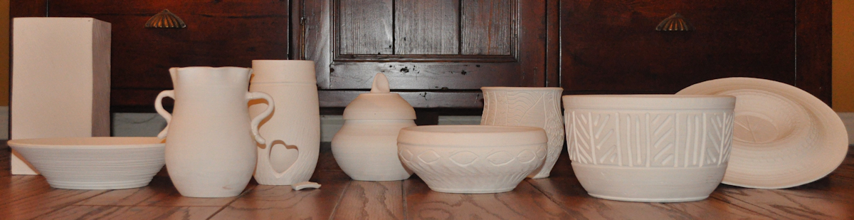 Enneagram pottery